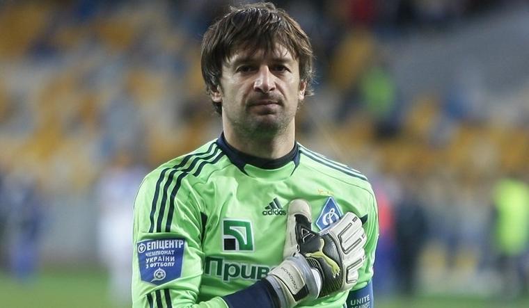 Александр Шовковский останется в «Динамо» еще на сезон