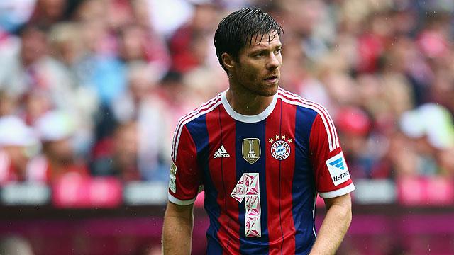Бавария News: Хаби Алонсо: «Бавария» ещё не играет в полную мощь» (14