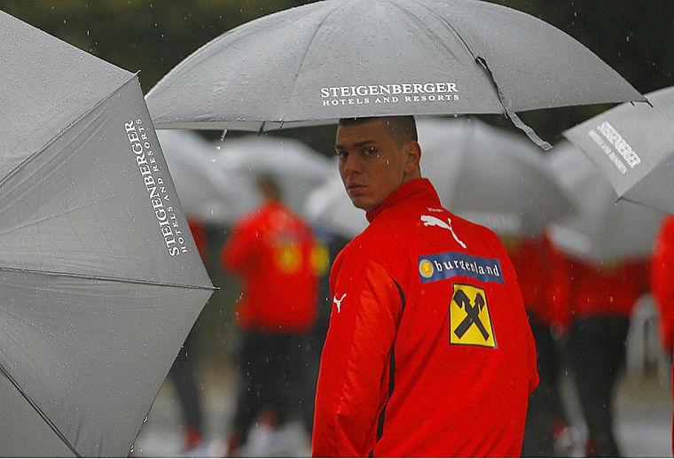 Александар Драгович получил вызов в сборную Австрии