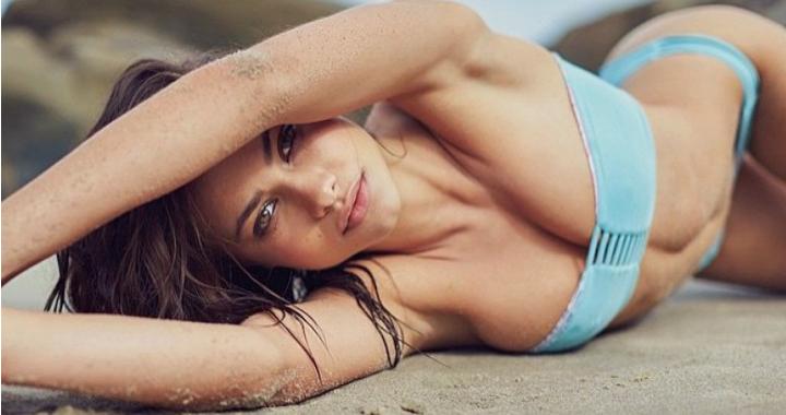 Украинская модель - новая девушка Криштиану Роналду (ФОТО)