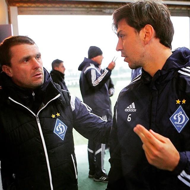 Александар Драгович: «Разговор накоротке с нашим тренером перед игрой» (ФОТО)