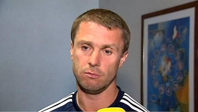 Сергей Ребров: «Игроки «Стяуа» очень хороши с мячом»