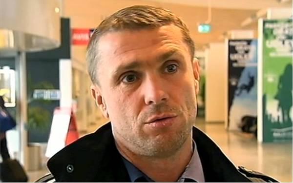 Сергей Ребров: «Нам и одного забитого мяча хватит»