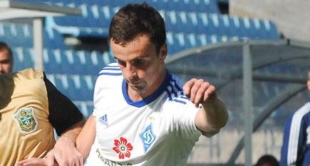 Защитник «Динамо-2» Антон Братков сломал руку