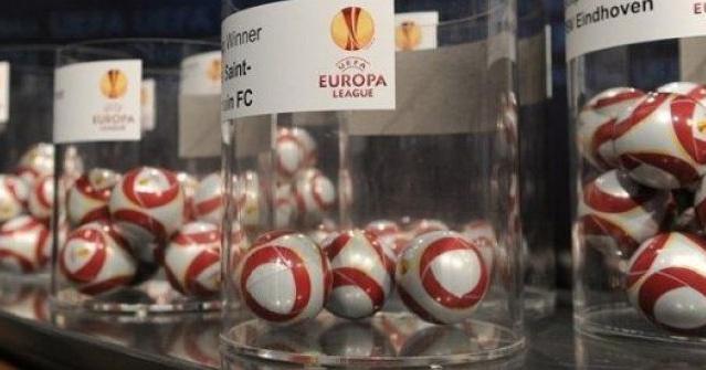 Сегодня — жеребьевка группового этапа Лиги Европы. Состав корзин