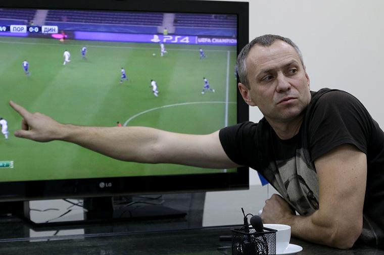 ВИДЕО: Разбор матча «Порту» — «Динамо» с Александром Головко
