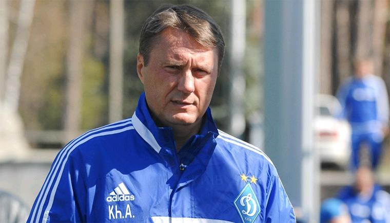 Александр Хацкевич: «Сегодня с Гусиным должны были играть в футбол»