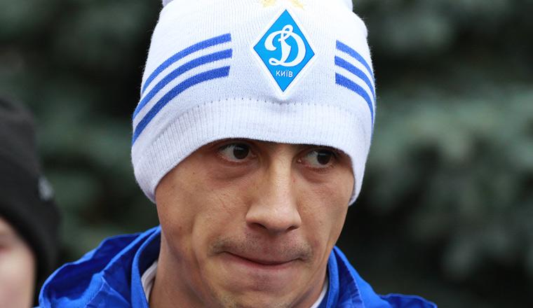 Евгений Хачериди возвращается на поле!