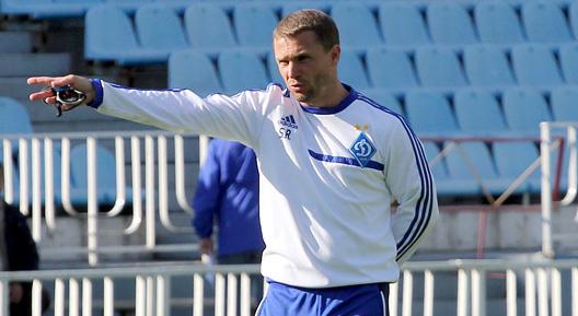 Сергей РЕБРОВ: «У нас действительно появилась команда»