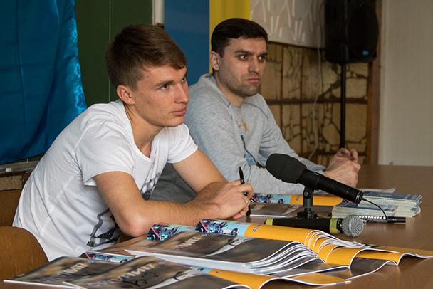Сергей Сидорчук встретился со студентами Киевского колледжа связи