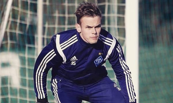 Состав вратарей «Динамо» на втором сборе не изменится