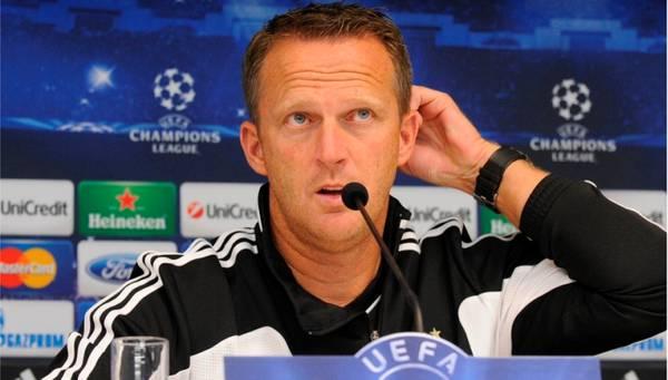 Экс-тренер «Андерлехта»: «Мбокани был одним из лучших игроков моей команды»