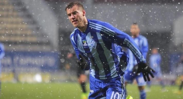 Андрей Ярмоленко: «Немного расслабились во втором тайме»