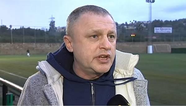 Игорь Суркис: «Мы должны вкладывать деньги в свой футбол, в украинцев, в наших ребят»