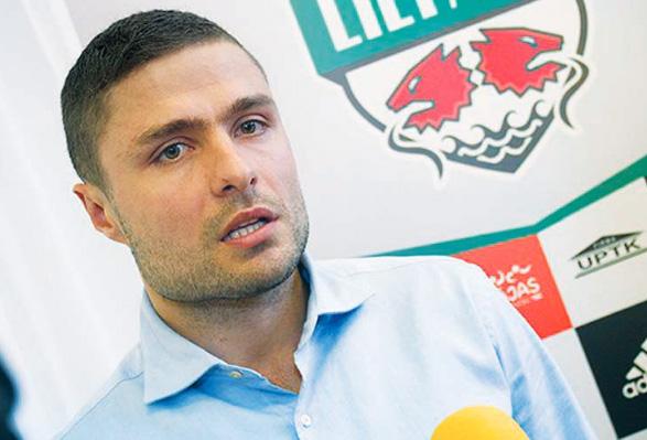 Марис ВЕРПАКОВСКИС: «Сам виноват, что не заиграл в «Динамо»