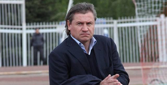 Канчельскис: «Говоря о засилье дилетантов, имел в виду «Локомотив»