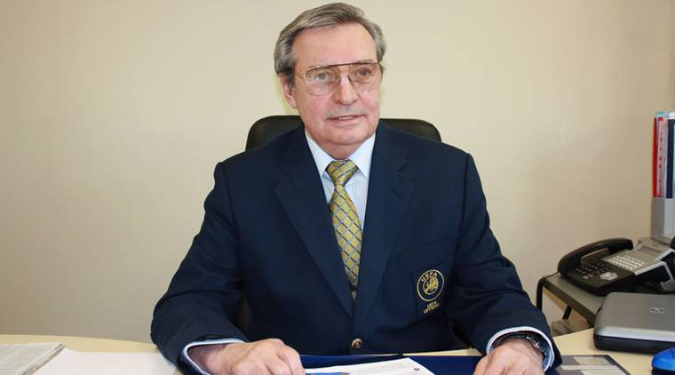 Константин ВИХРОВ: «Жабченко хотел, чтобы «Динамо» и «Шахтер» доиграли без удалений»