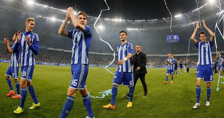 «Динамо» — лидер Лиги Европы сезона 2014/15 по посещаемости домашних матчей!