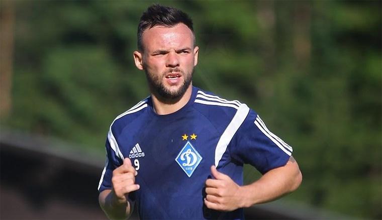 Николай Морозюк выбрал свой игровой номер