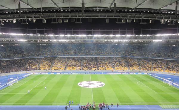 «Динамо» уже заработало в Лиге чемпионов 2015/2016 12 млн евро