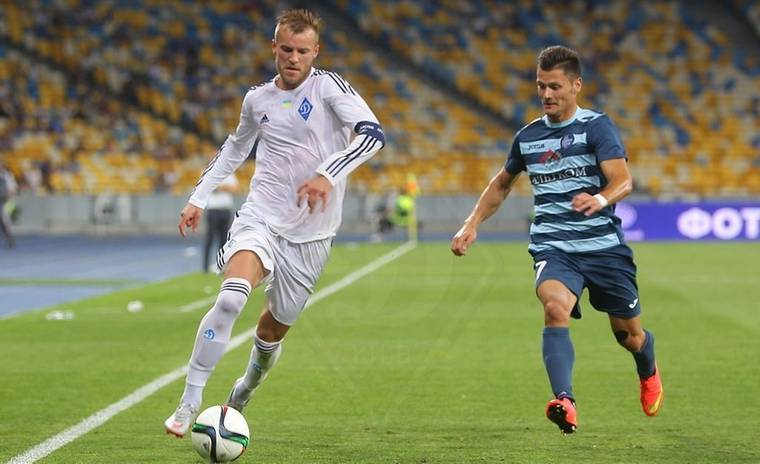 Чемпионат Украины, итоги 2-го тура от УПЛ: победная серия «Динамо» — 30 игр