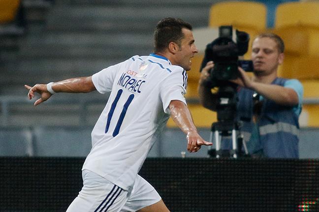 Жуниор Мораес: «Я по-настоящему очень счастлив, что выступаю в «Динамо»