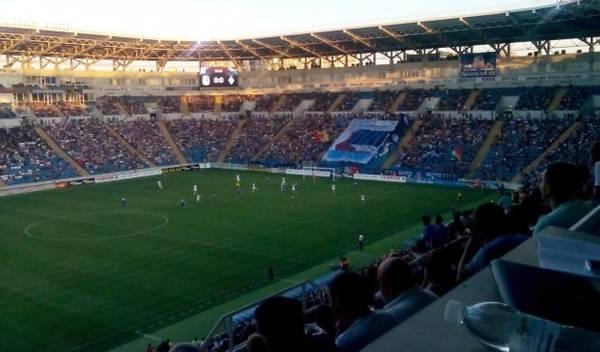 Одесское УВД: матч «Черноморец» — «Динамо» прошел спокойно
