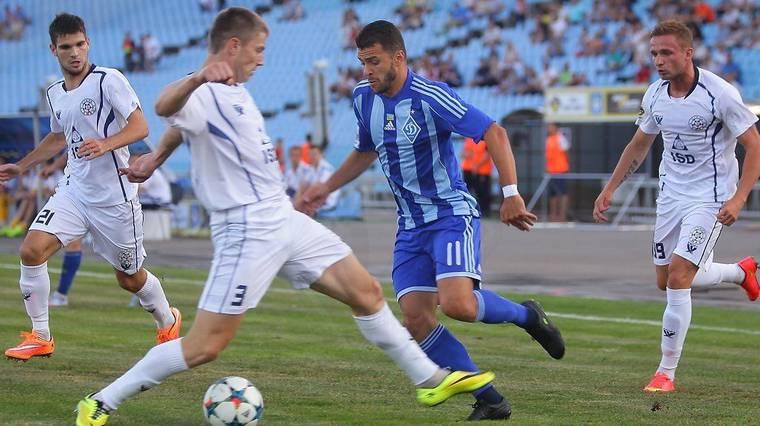 В субботу «Динамо» проведет спарринг со «Сталью»