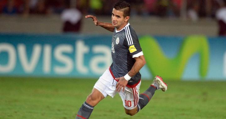 Дерлис Гонсалес: «Посвящаю победный гол своему покойному дяде»