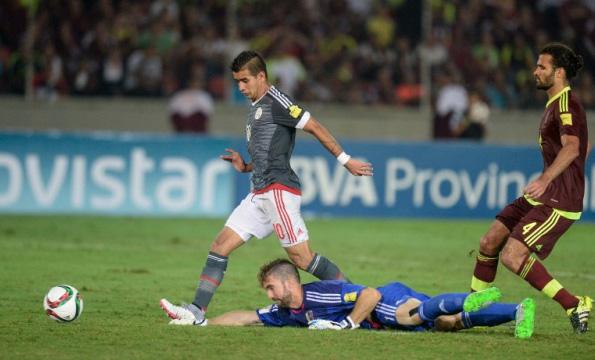 Дерлис Гонсалес забил победный мяч за сборную Парагвая (ВИДЕО)