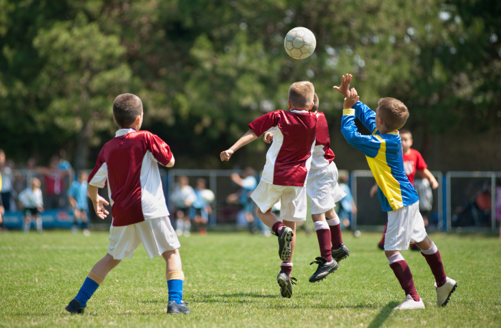 concussions and children playing football