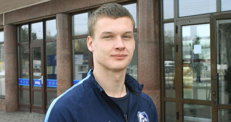 Алексей Хобленко: «Пример Влада Калитвинцева сыграл роль в моем выборе «Черноморца»