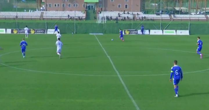 «Динамо» в контрольном матче минимально обыграло «Сувон»