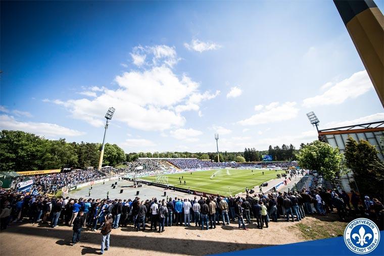 «Дармштадт» сменил название стадиона впамять оскончавшемся болельщике