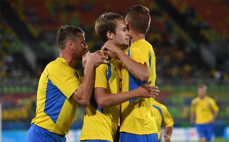 Сборная Украины выиграла футбольный турнир наПаралимпиаде