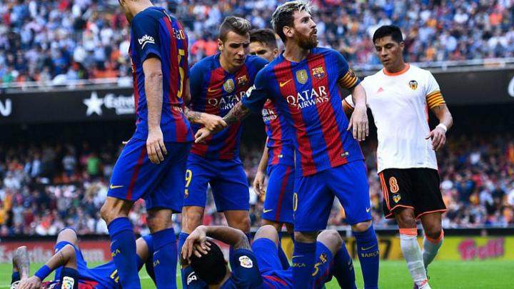 «Барселона» обратится всуд поповоду комментариев Тебаса ирешения RFEF