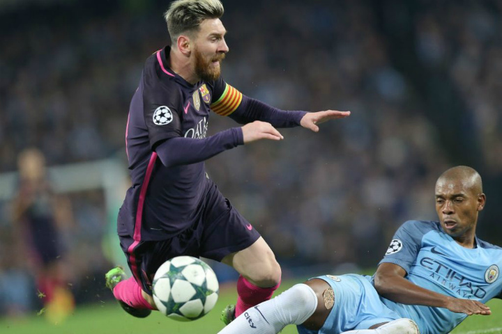 Провокатором конфликта между Месси иигроками «Манчестер Сити» стал Артета