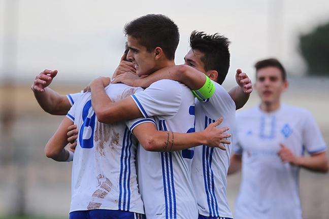 Юные динамовцы приглашают на матч Юношеской Лиги УЕФА (ВИДЕО)