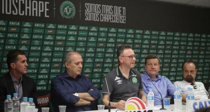 «Шапекоэнсе» назначил нового основного тренера команды