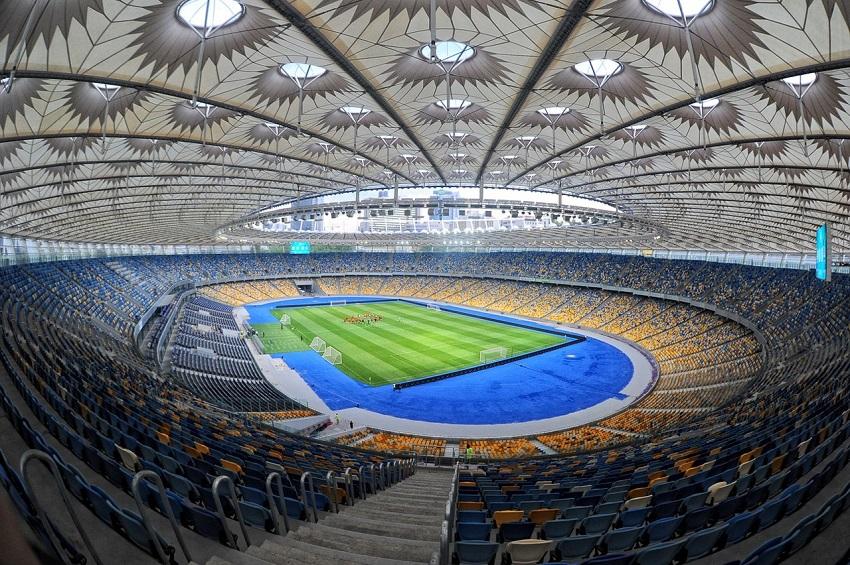 НаНСК «Олимпийском» закончился полноценный ремонт