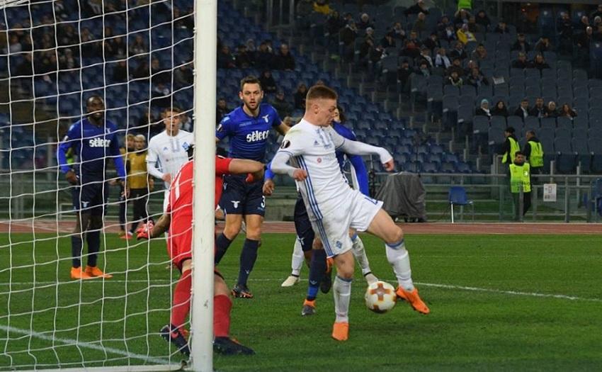 Лига Европы: полузащитник киевского «Динамо» стал игроком недели
