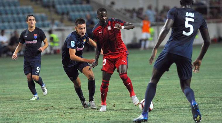 Маріуполь у першому матчі 3-го раунду кваліфікації Ліги Європи вдома програв Бордо