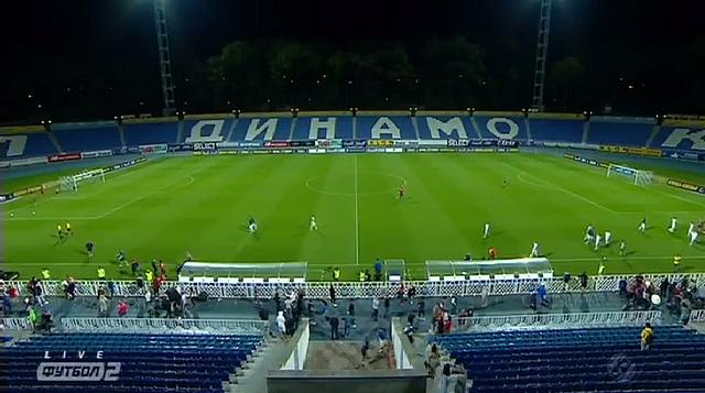 На матче «Арсенал-Киев» — «Олимпик»