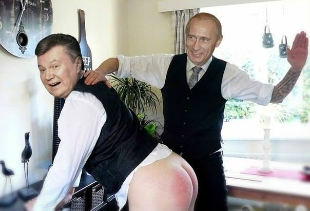 Янукович не только алчный и жестокий, он еще и трус. Поэтому он не вернется в Украину, - Луценко - Цензор.НЕТ 2347