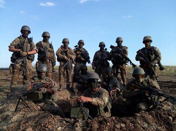 Спецназовцы Кропивницкого высадили дубовую аллею памяти погибших побратимов - Цензор.НЕТ 7150