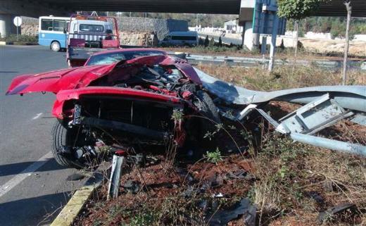 Артем Милевский попал в аварию в Турции - изображение 1