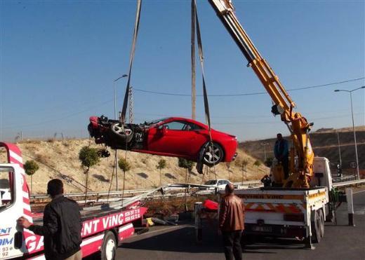 Артем Милевский попал в аварию в Турции - изображение 3