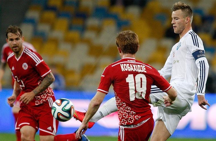 Игорь Продан: «Не удивлюсь, если Мбокани выйдет на острие атаки, а Кравец сыграет на фланге»