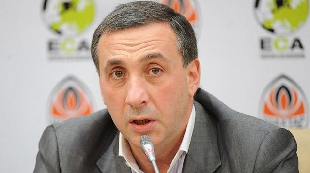 Евгений Гинер: «Никто не будет против объединенного кубка Украины и России»