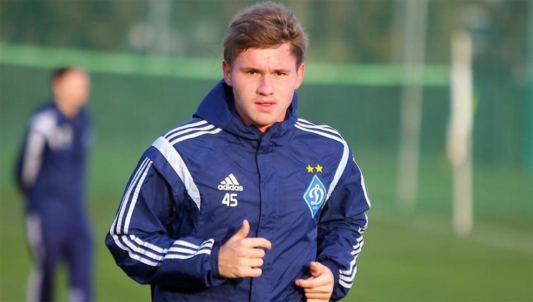 Владислав Калитвинцев возвращается к тренировкам